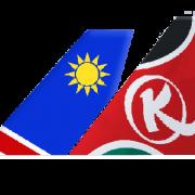 Air Namibia and Kenya Airways
