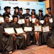Graduates Air Namibia