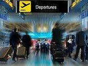 Departure Times Change